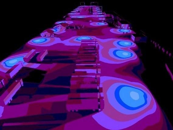 освещения - Таможенный терминал Апавен - Повышение эффективности освещения