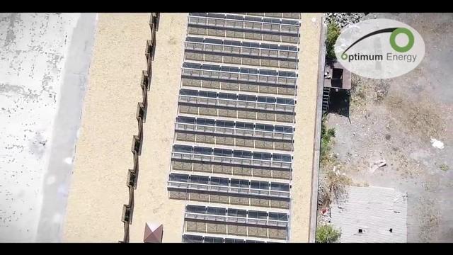 Արևային ջրատաքացման համակարգ - Մայր Աթոռ Սուրբ Էջմիածին - Էներգետիկ լուծումներ