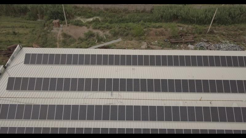 """Արևային վահանակներ - """"Իզիպանել"""" ՍՊԸ - Արևային վահանակներ"""