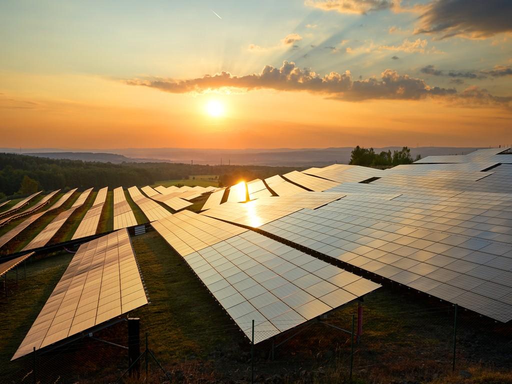 Масрик-1 - Солнечная фотовольтовая электростанция